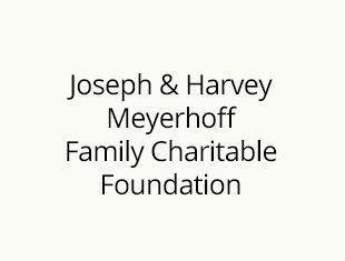 Joseph & Harvey Meyerhoff Family Charitable Foundation